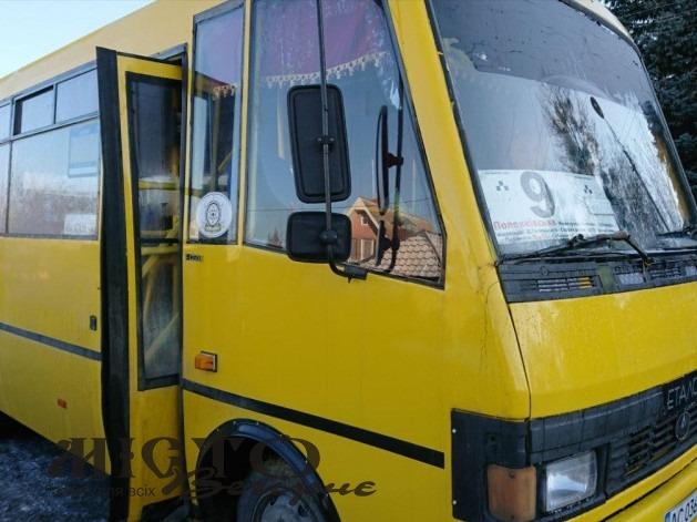 У Володимирі перевізник відмовився обслуговувати маршрут