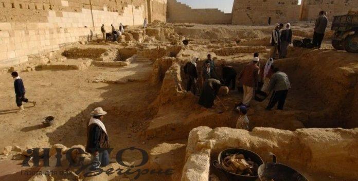 У Єгипті знайшли мумію з золотим язиком