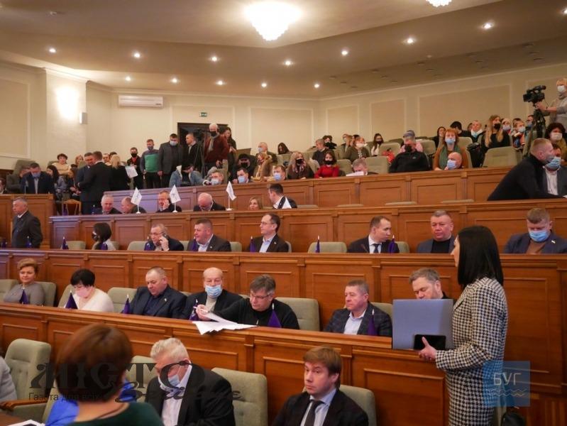 Депутати облради підтримали запит про необхідність ремонту вулиці Зимнівської у Володимирі
