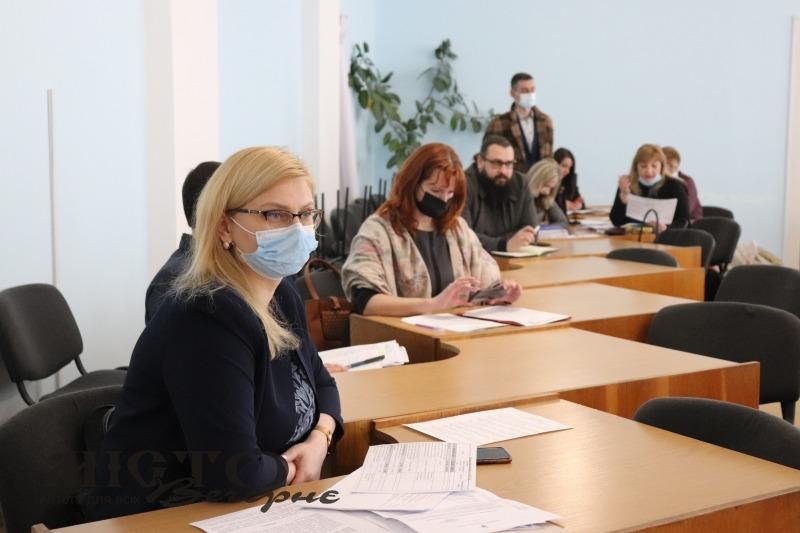 У Володимирі відбулося засідання постійної комісії з питань охорони здоров'я, екології та соціального захисту населення