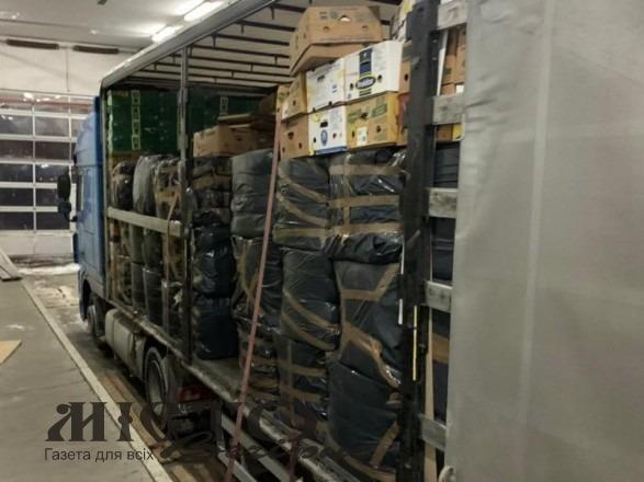 З Польщі до України намагалися провести контрабанду на суму понад 2,3 млн гривень