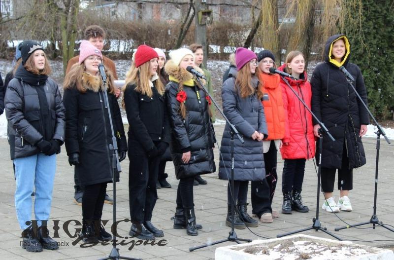 У Володимирі відбулися заходи до дня народження Шевченка