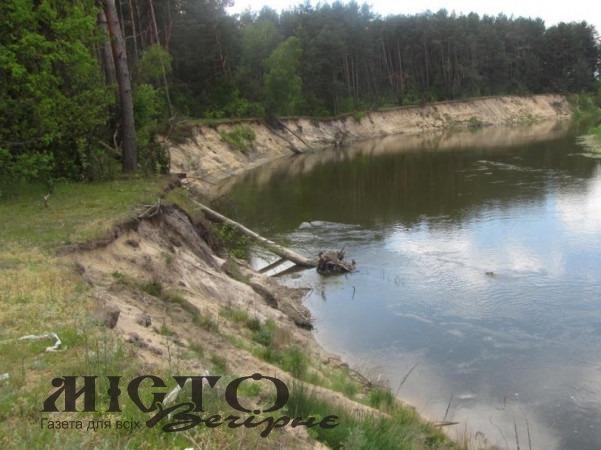Шукають рішення, щоб укріпити береги Західного Бугу на українсько-польському кордоні