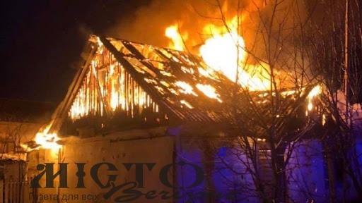 У Володимир-Волинському районі у пожежі загинув чоловік