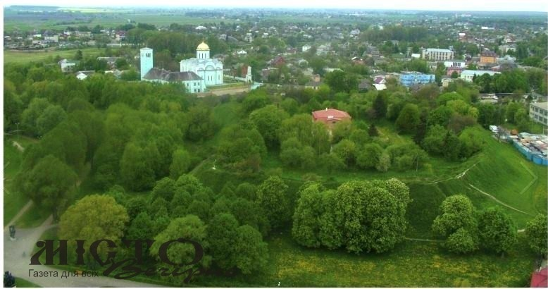 На валах городища у Володимирі проведуть вечірні посиденьки біля вогнища