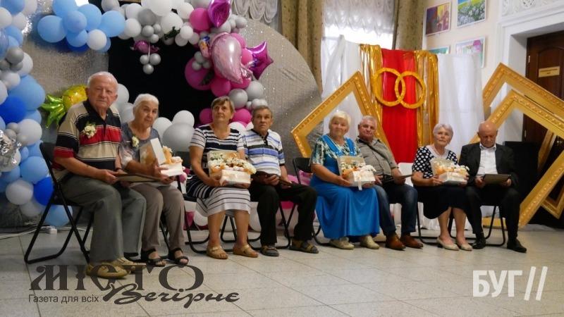 У Володимирі вшанували «золоті» подружжя