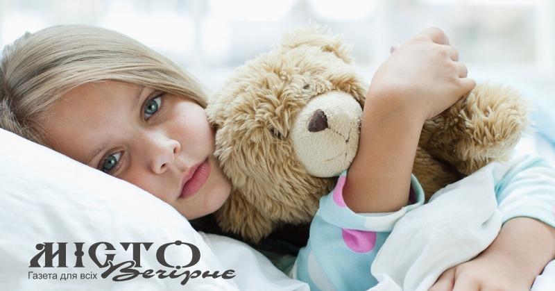 Чим найчастіше хворіють діти у Володимирі