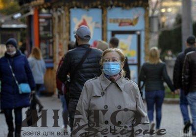 В Україні можуть ввести повний локдаун з 20 грудня