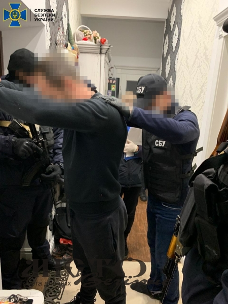 СБУ затримала лідерів злочинного угруповання, причетного до викрадення людей