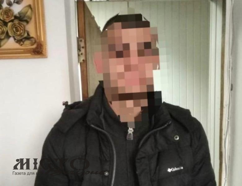 На Закарпатті затримали грабіжника з Володимира