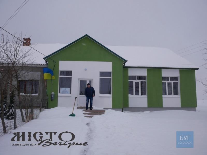 У клубі села Федорівка майже завершили капремонт