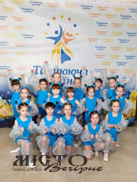 «Тіп-Топ» з Володимира – призер Всеукраїнського конкурсу