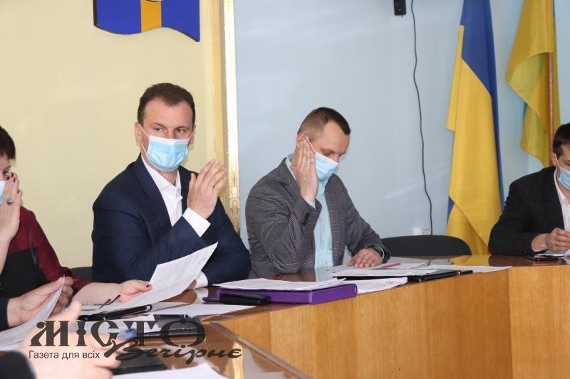У Володимирі відбулось засідання виконкому міської ради