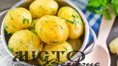 Українська молода картопля набагато дорожча за імпортну