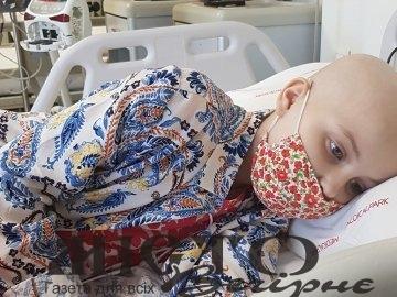 У Туреччині рятують Анастасію Трофимюк з Нововолинська: потрібні ще 12 тисяч доларів на хіміотерапію