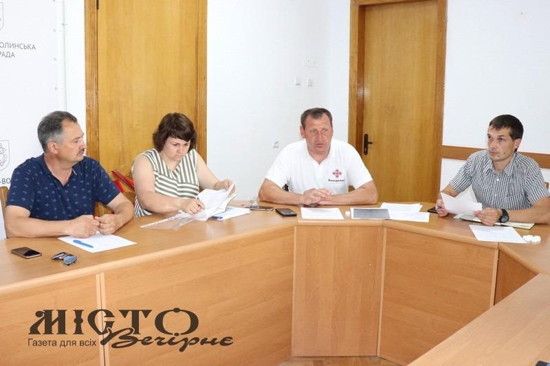 У Володимирі методом жеребкування визначили родину, яка отримає пільговий довготерміновий кредит на житло