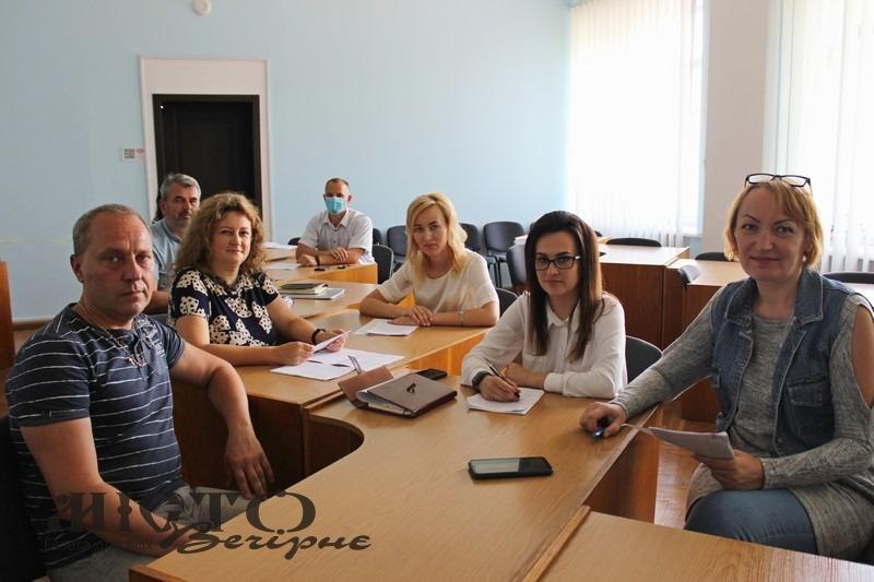 У Володимирі відбулись засідання постійних депутатських комісій