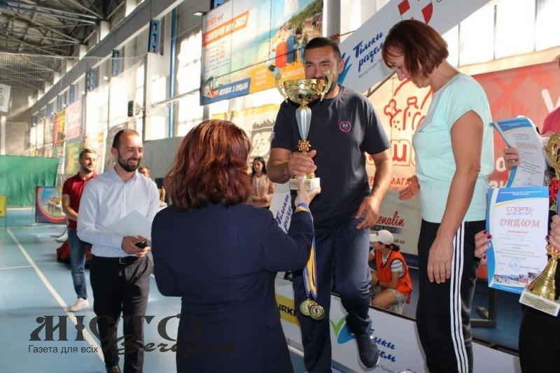 Команда фізкультурників з Оваднівської громади зайняла призові місця на обласних змаганнях