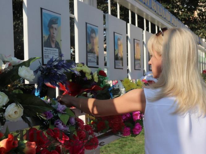 У Володимирі збудують пам'ятник загиблим Героям АТО