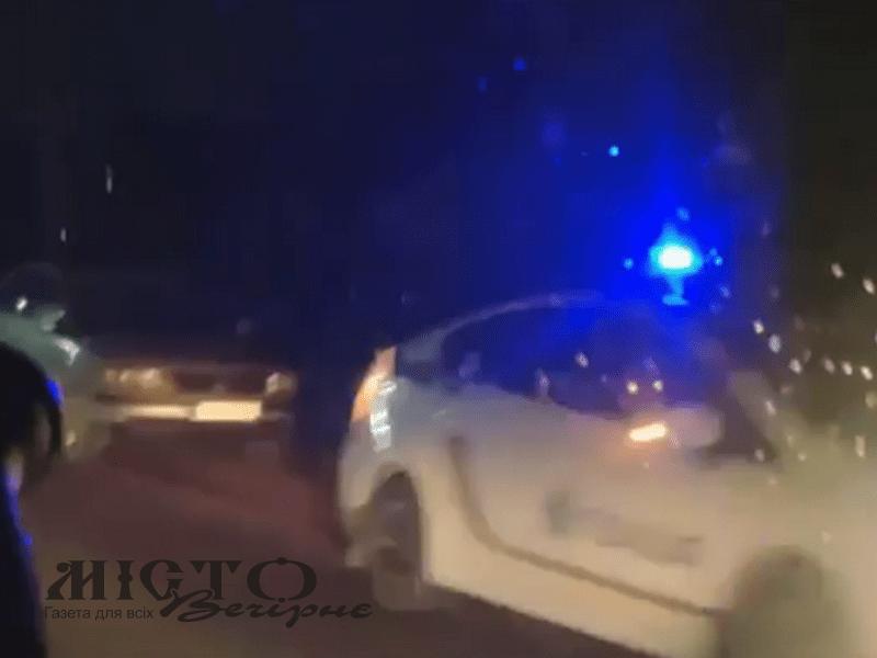 У Володимирі-Волинському автомобіль наїхав на велосипедиста
