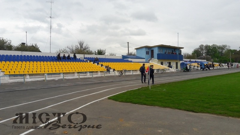 Оновлення стадіону «Олімп» у Володимирі вартуватиме близько 12 млн грн