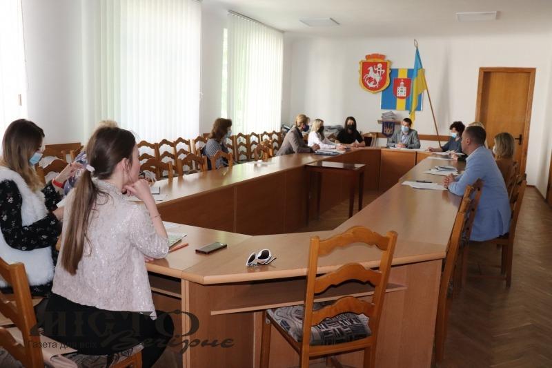 У Володимирі відбулось засідання спостережної комісії
