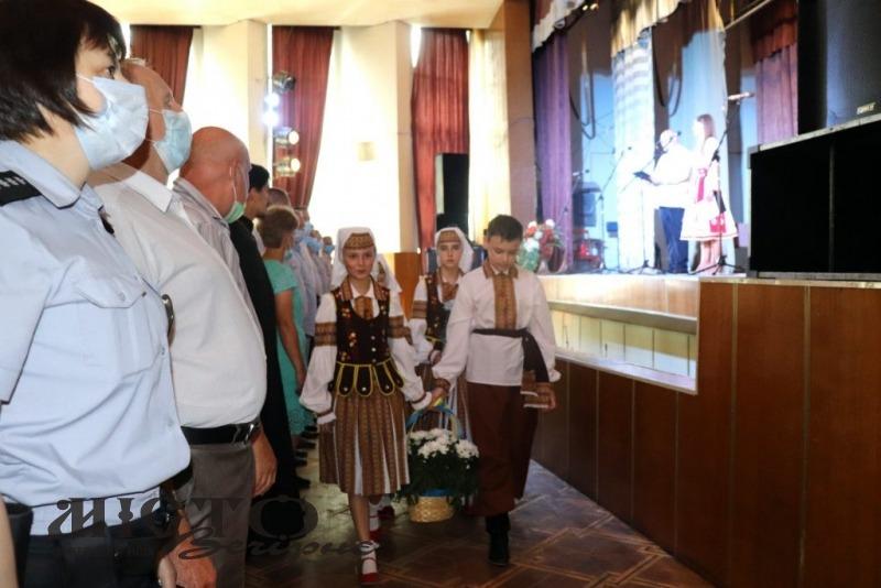 Урочисті заходи з нагоди святкування 25-ої річниці Конституції України відбулись у Володимирі-Волинському