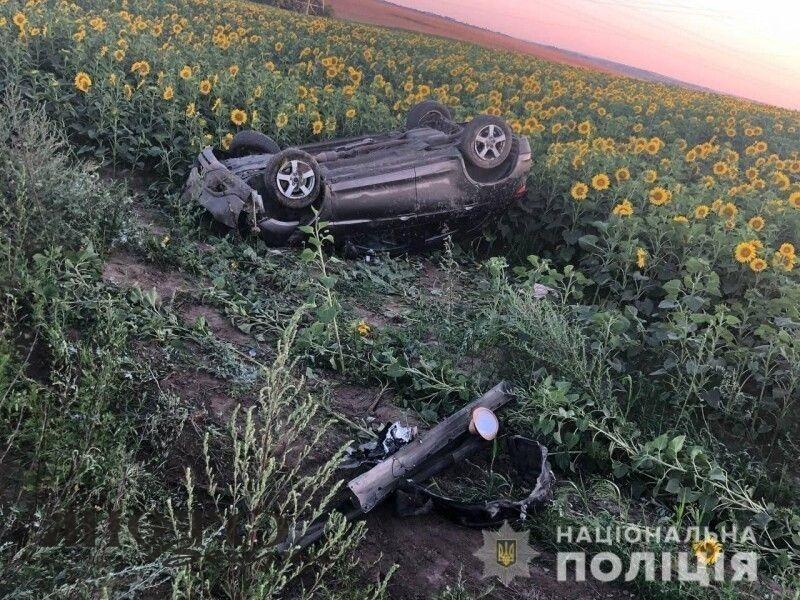 У жахливій ДТП на Рівненщині загинула дитина