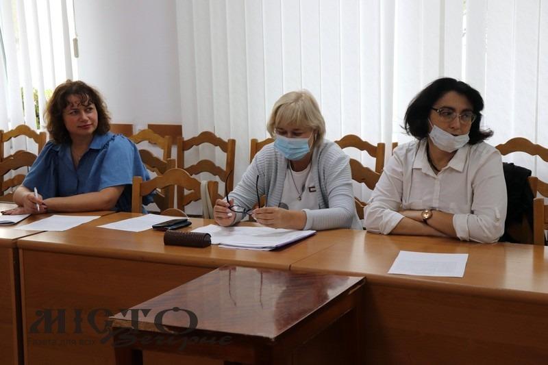 У Володимирі відбулось засідання комісії з соціальних питань