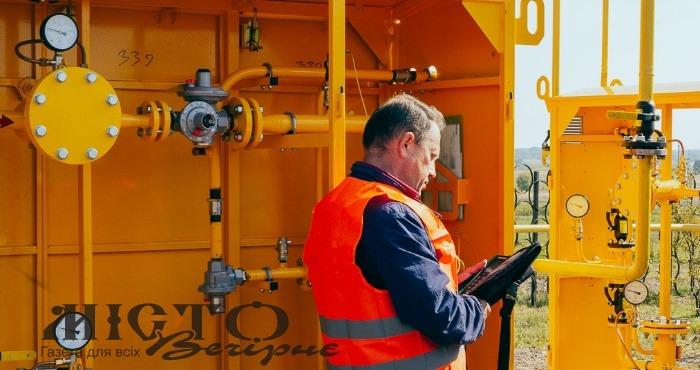 АТ «Волиньгаз» запустив другий етап водневих випробувань