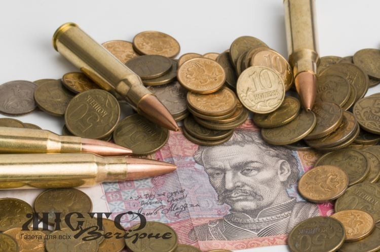 Працедавці Ківерцівщини для потреб армії перерахували 10,9  мільйона гривень військового збору