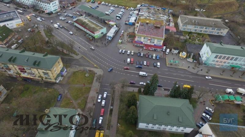 У Володимирі перепланують центральне перехрестя