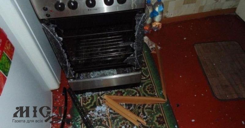 Чоловік викинув гостя з вікна, бо той розбив скло у духовці