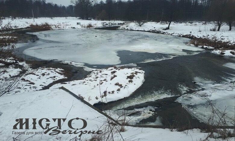 На Львівщині в озері втопились двоє чоловіків, які провалилися під лід