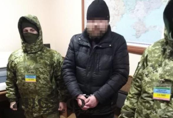 Прикордонники затримали чоловіка, якого п'ять років розшукували за умисне вбивство
