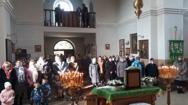 У Затурцях відзначили 100-літній ювілею храму