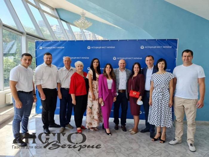 Ярослав Матвійчук відвідав муніципальний форум