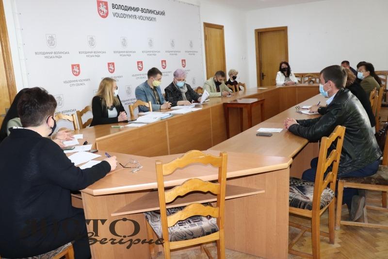 У Володимирі на засіданні соціальної комісії призначили матеріальні допомоги та грошові виплати призначали