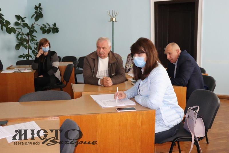 У Володимирі відбулось засідання робочої групи з аналізу причин збитковості комунальних підприємств