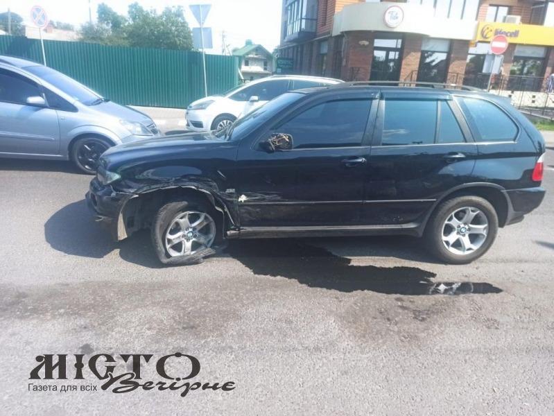 У поліції прокоментували резонансну ДТП з п'яною водійкою BMW у Володимирі