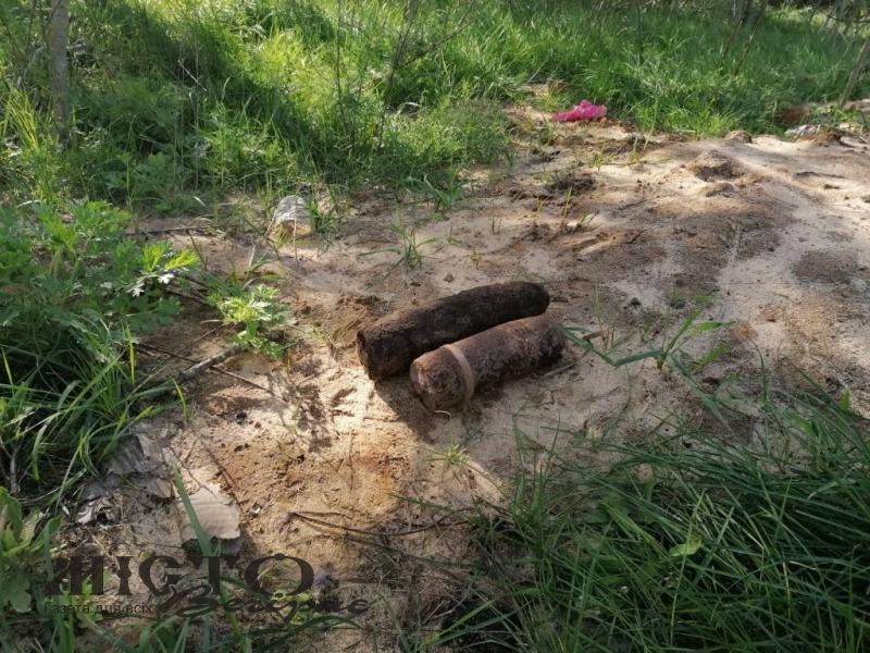 У Володимир-Волинському районі знайшли боєприпаси часів Другої світової війни