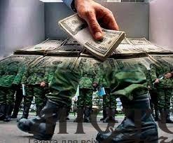 З доходів працюючих волинян для потреб армії сплачено мільйонні кошти військового збору
