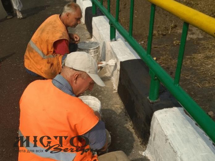 У Володимир-Волинському районі відремонтували міст