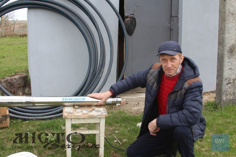 В ОСББ у Володимирі встановлять новий насос для покращення якості води в квартирах