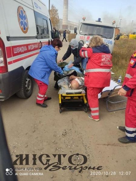 На Харківщині вибухнула газова підстанція є загиблі і багато постраждалих