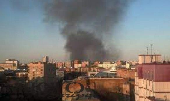 На українському підприємстві стався вибух, двоє постраждалих