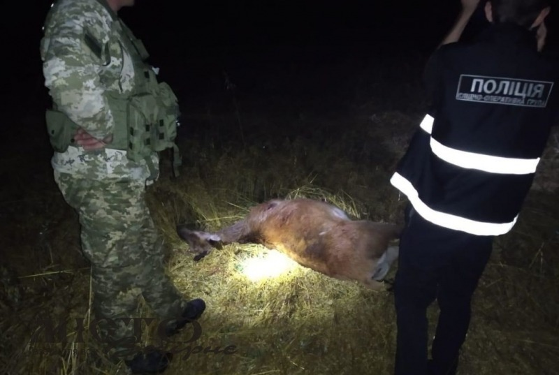 У Володимир-Волинському районі на браконьєрстві затримали директора шахти «Бужанська»