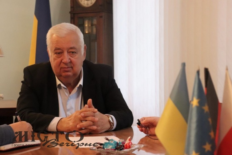 Петро Саганюк подякував за підтримку та можливість працювати для розвитку Володимира
