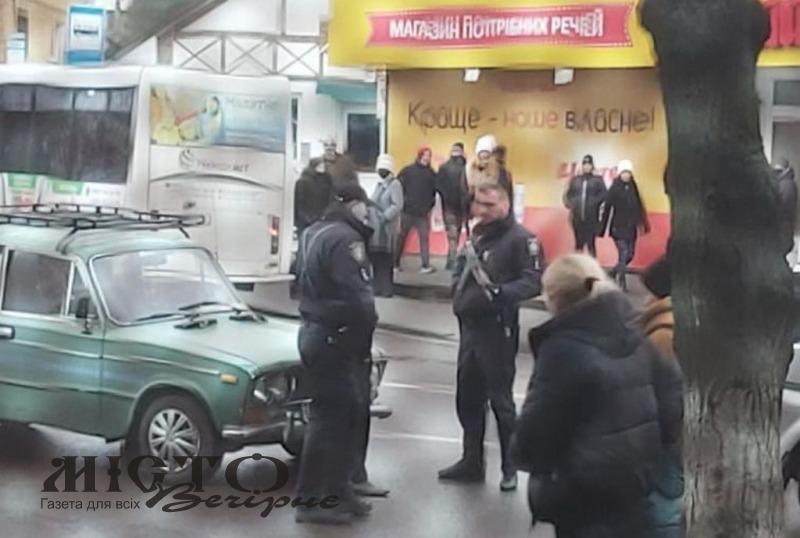 На пішохідному переході у Володимирі сталася ДТП