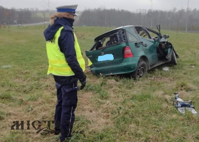 У Польщі в страшній аварії загинули українці